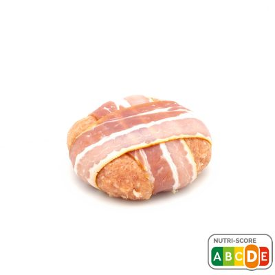 bacon burger heyde hoeve