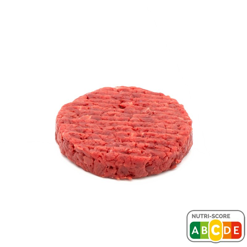 Duitse biefstuk roodbont
