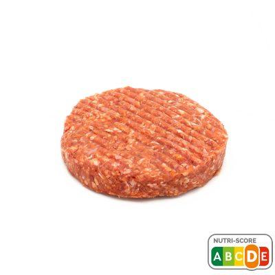 hamburger roodbont